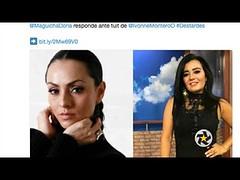 Periodista da la cara y responde a desplante de Ivonne Montero (HUNI GAMING) Tags: periodista da la cara y responde desplante de ivonne montero