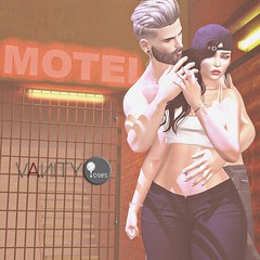 Vanity Poses - NoLove Ad (Vanity Poses ♪) Tags: vp vanityposes bentoposes coupleposes newrelease secondlife slevents mainstorerelease virtualworld 3d