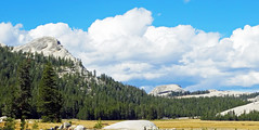 Clouds of Tuolumne Meadows, Yosemite NP 2017 (inkknife_2000 (9.5 million views)) Tags: easternsierranevada yosemitenationalpark california usa landscapes mountains dgrahamphoto rocks tuolumnemeadow spring granite granitedomes skyandclouds fluffyclouds softandhard