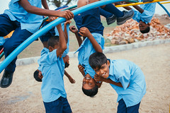 Photo of the Day (Peace Gospel) Tags: outdoor playground playtime fun silly orphans boys children kids cute adorable playing smiles smiling happy happiness joy joyful peace peaceful hope hopeful thankful grateful gratitude empowerment empowered brothers brotherhood friends friendship
