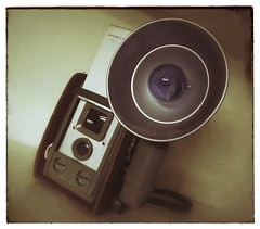 Anscoflex Twin Lens Reflex. #photography #photooftheday #photoadaychallenge #iphone6se #vintagecamera #project365 #yyc #calgary