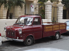 Ford Transit Mk I (Norbert Bánhidi) Tags: malta sliema tassliema car truck vehicle ford malte мальта málta