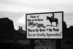 Monument Valley, UT/AZ (cestlameremichel) Tags: bnw black white monochrome monochromatic argentique 35mm analog minolta konica dynax 40 rollei retro 80s usa roadtrip west america filmisnotdead analogue analogica contrast