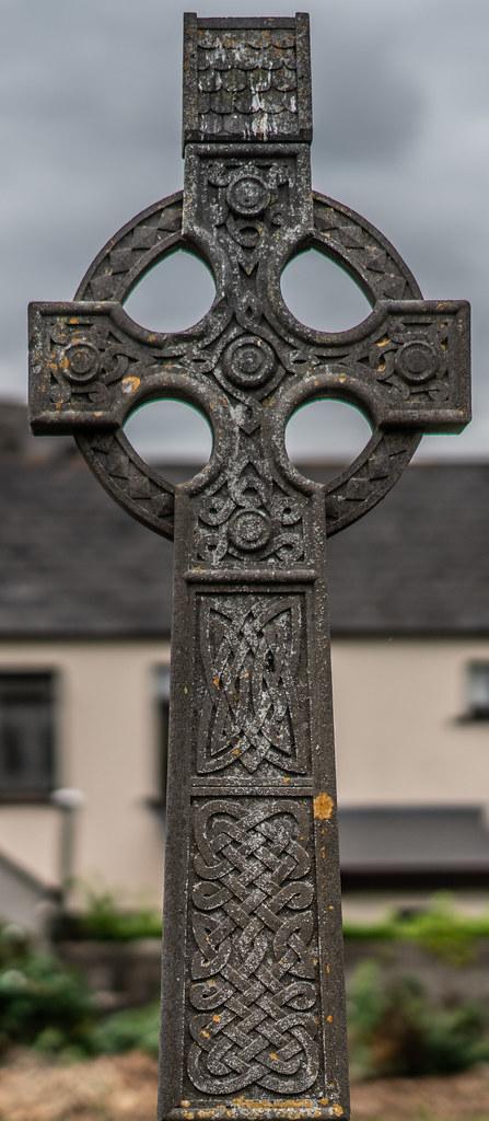 OLD CHURCHYARD KNOWN AS ST. JOHN'S [DUBLIN ROAD KILKENNY]-142909