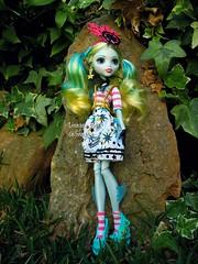 (Linayum) Tags: lagoonablue lagoona mh monster monsterhigh mattel doll dolls muñeca muñecas toys toy juguetes juguete garden green linayum