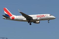 Embraer ERJ -170STD HOP F-HBXD 17000281 Francfort mai 2018 (Thibaud.S.) Tags: embraer erj 170std hop fhbxd 17000281 francfort mai 2018
