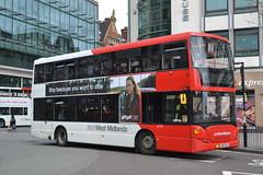National Express West Midlands 4779 BV57XLA (Will Swain) Tags: birmingham 16th april 2018 west midland midlands city centre bus buses transport travel uk britain vehicle vehicles county country england english nx nxwm williamsdigitalcamerapics100 national express 4779 bv57xla