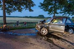 20180817-2036 (Sander Smit / Smit Fotografie) Tags: damsterweg steendam ongeluk boom botsing