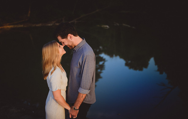 Kristin & Ryan // Port Franks, ON // Highland Glen // Engagement Session