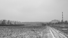 Gloomy Poznan (HansPermana) Tags: poznan posen greaterpolandvoivodeship wielkopolskavoivodeship polen poland polska europe europa eu centraleurope winter december 2017 cold snow frozen