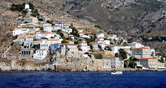 Greece-Hydra island (ᙢᗩᖇᓰᗩ ☼ Xᕮᘉ〇Ụ) Tags: greece hellas hydra island griechenland insel journey reise ελλαδα ελλασ υδρα view moments momente στιγμεσ