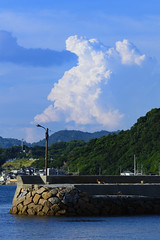 summer (__nEUROn__) Tags: landscape japan japanimages hiroshima 広島 鹿島 呉市 ngc