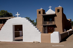 San Geronimo Church (Lindell Dillon) Tags: taospueblo taos newmexico sangeronimo nativeamerican travelphotography lindelldillon