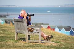 Photographer (Aliy) Tags: whitstable tankerton kent coast streetphotography candid beachhuts seaside