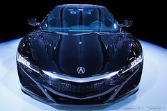 Acura NSX on display (Apollo51x) Tags: acura nsx design supercar carshow car motor speed transportation