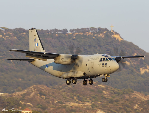 Hellenic Air Force C 27J Spartan 4117 a photo on Flickriver