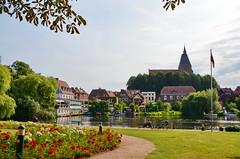 Mölln (antje whv) Tags: mölln schleswigholstein norddeutschland northgermany dom park see lake stnicolaikirche kirche church