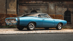1968 Dodge Charger - Shot 3 (Dejan Marinkovic Photography) Tags: 1968 dodge charger mopar muscle car american classic