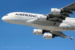 Air France | F-HPJB (j.scottsfolio) Tags: fhpjb airfrance a380 airline airplane jet jumbojet takeoff avgeek aviation t5i ksfo