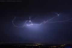 2018.06.21 - 022430 (NIKON D7200) [Carvalha] (Nuno F. C. Batista) Tags: clouds nuvens portugal lusoskies lightning relâmpago thunderstorm trovoada storm night sky nikon severeweather storms photography margemsul skies portuguese meteorology cumulunimbus d7200 arrudadosvinhos carvalha