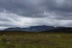 Drama Over Lochnagar (steve_whitmarsh) Tags: aberdeenshire scotland scottishhighlands highlands mountain hills landscape cloud topic abigfave