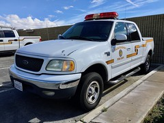 Palm Springs Fire (Squad 37) Tags: psfd ems ford f150 fire