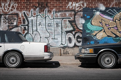 """NYC Lincoln Towncar • <a style=""""font-size:0.8em;"""" href=""""http://www.flickr.com/photos/98411817@N00/42963215982/"""" target=""""_blank"""">View on Flickr</a>"""