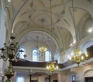 Ancienne synagogue Klaus, Musée juif, U Starého hrbilova, Josefov, Prague, République tchèque.
