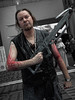 Darryl Dixon (The Walking Dead) (greyloch) Tags: otakon costume cosplay 2017 tvcharacter tvcharactercostume thewalkingdead niksoftware sony dsctx30 topazlabs