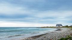 PLOZEVET (Rosty K.) Tags: brittany france europe travel nikon d750 beach ocean sea blue sky wind house moody atlantic lightroom
