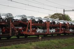 25 80 4293 808-8 - atg - hegelsom - 11512 (.Nivek.) Tags: uic type l goederen wagen goederenwagen goederenwagens wagens gutenwagen guten auto trein autotrein