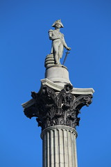 Nelson's Column (Epiphany Appleseed) Tags: nelsons column trafalgar square london trafalgarsquare
