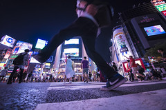 BIG STEP (ajpscs) Tags: ©ajpscs ajpscs japan nippon 日本 japanese 東京 tokyo city people ニコン nikon d750 tokyostreetphotography streetphotography street seasonchange summer natsu なつ 夏 2018 shitamachi intersection shibuyascramblecrossing shibuyacrossing scramblecrossing 渋谷スクランブル交差点 night nightshot tokyonight nightphotography citylights tokyoinsomnia nightview tokyoyakei 東京夜景 lights hikari 光 dayfadesandnightcomesalive alley strangers urbannight attheendoftheday urban othersideoftokyo walksoflife urbanalley tokyoscene anotherday streetoftokyo feeltheearth bigstep