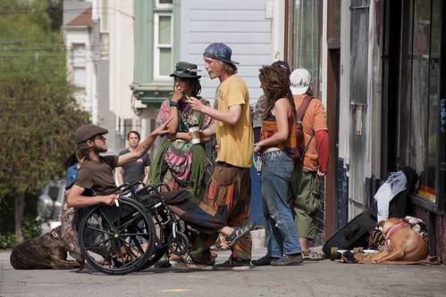 San Francisco - We're All Hippies !