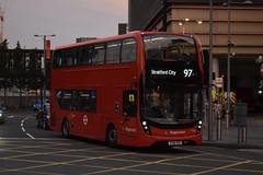 Stagecoach East London Alexander Dennis Enviro400 MMC (11046 - YY18 TGK) 97 (London Bus Breh) Tags: stagecoach stagecoachlondon stagecoacheastlondon eastlondon alexander dennis alexanderdennis alexanderdennislimited adl alexanderdennisenviro400mmc enviro400mmc e400mmc e400 mmc smarthybrid hybrid hybridbus hybridtechnology 11046 yy18tgk 18reg london buses londonbuses bus londonbusesroute97 route97 stratford stratfordcity stratfordcitybusstation montfichetroad tfl transportforlondon
