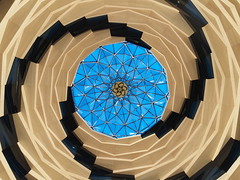Marmara İlahiyat Camii - Kırlangıç Kubbe (unHombre) Tags: olympusstylus1 kırlangıç kubbe marmarailahiyatcamii istanbul mimari architektur kuppel cami mosque moschee