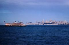 Dusk Cruise (Steven P. Moreno) Tags: sanfrancisco california usa sanfranciscobay stevenpmoreno outdoor cruise stevenmorenospix hornblowercruiseyacht canonrebelxsi