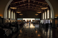 Union Station, Los Angeles, California, USA (Plan R) Tags: train station union losangeles la leica m 240 summilux 35mm moderne artdeco spanishrevival mission