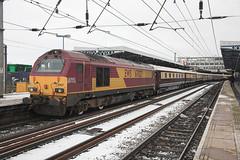 67027 at Ipswich (tibshelf) Tags: class67 ipswich ews 67027 northernbelle