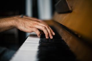 La Groupie du pianiste.