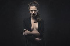 Chloe (Pierre Beteille) Tags: portrait model modèle color regard look studio toulouse