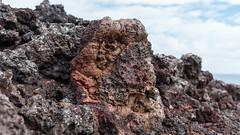 Lava (Stefan Giese) Tags: nikon d750 island iceland reykjanes vulkan vulcano 24120 24120mmf4 fels rock lava rot red