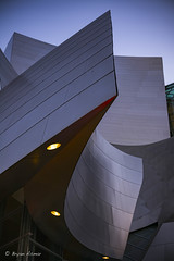 Walt Disney Concert Hall (Series Photos) (bryanasmar) Tags: geometry walt disney concert hall series photos ngc national geographic los angeles m240 zeiss csonnar 5015 sonnar