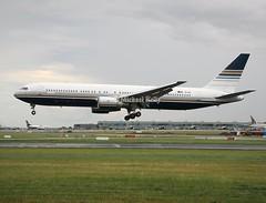 Privilege Style  ( Spain )                                     Boeing 767                                      EC-LZO (Flame1958) Tags: privilegestyle aerlinguslease boeing767 boeing b767 767 b767300er eclzo dub eidw dublinairport 150818 0518 2018 7388