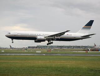 Privilege Style  ( Spain )                                     Boeing 767                                      EC-LZO