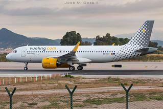 Vueling A320-271N EC-MZT