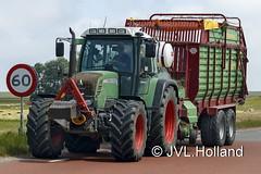 FENDT 312  NL  Tractor  Holwerd  180629-090-C6 ©JVL.Holland (JVL.Holland John & Vera) Tags: fendt312 nl tractor holwerd friesland transport vervoer netherlands nederland holland europe canon jvlholland
