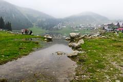 Prokoško Lake, Bosnia and Herzegovina (HimzoIsić) Tags: landscape mountain mountainside lake creek stream water hill stone grass grassland village countryside rural fog weather