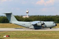 Royal Air Force (Rell Boldizsár) Tags: hun hungary hungarian raf plane planes planespotting psh airplane airport aircraft airbus a400m lhbp lhbp13r