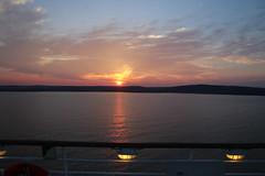 Morning & Sunrise on the Royal Caribbean Adventure of the Seas Entering Saint John (New Brunswick, Canada - Tuesday July 31st, 2018) (cseeman) Tags: adventureoftheseas royalcaribbean royalcaribbeansadventureoftheseas adventureoftheseasjuly27aug32018 adventurejuly272018 cruise newenglandandcanadacruise cruiseship goodmorning morning sunrise early adventurejuly272018am quiet atlanticocean ocean sea cruiseshipmornings adventurejuly272018amjuly31st port canada newbrunswick saintjohn saintjohnnewbrunswick portsaintjohn portsaintjohnnewbrunswick